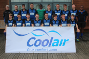 Coolair has become the main sponsor of Timperley Hockey Club