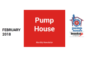 The Pump House February 2018 newsletter is out now.
