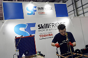 SkillFRIDGE gives participants the chance to hone and demonstrate their abilities.
