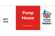 The Pump House May newsletter is out now.