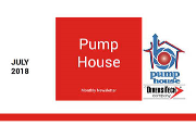 Get the latest updates from Pump House with its July newsletter.