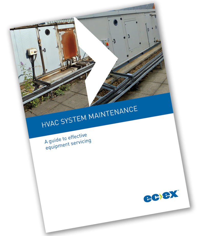 Ecex Issues Free Guide To Hvac System Maintenance Drawing Of