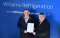 Domonic Mace, senior manufacturing operations manager, and Mark Painter, health and safety manager, led the Williams project to achieve ISO 50001.