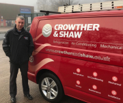 Mark Gledhill of Crowther & Shaw.