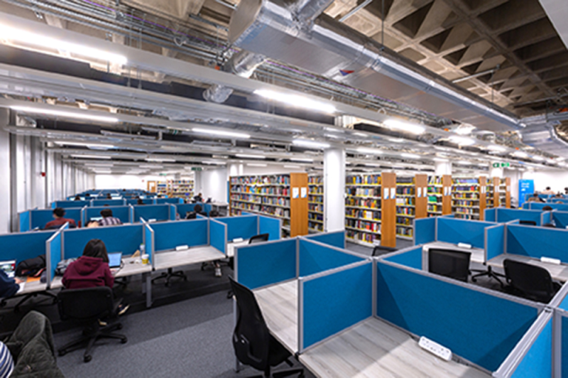 Imperial College's Central Library.