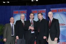 Danfoss wins 2010 AHR Expo product of the year