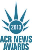 ACR News Awards coming to London in 2013