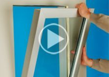 CAB- Glass Doors and Frames, Shelving and Fixed windows