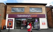 Sainsbury's claims the most environmentally friendly convenience store