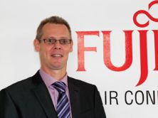 Paul Lockwood joins Fujitsu VRF team