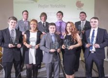 Winners of training awards announced