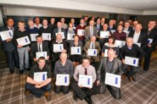 Airedale celebrates long serving staff