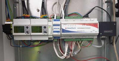Fixed Climacheck Installation by Harrisons to Airedale
