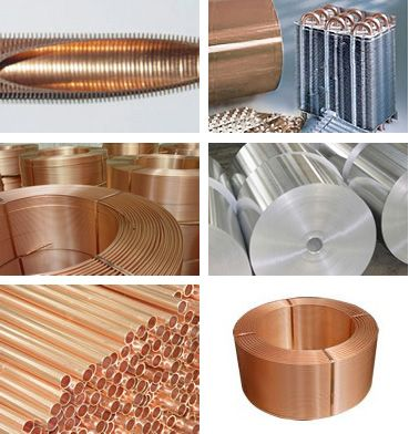 Quality copper tube and aluminium products
