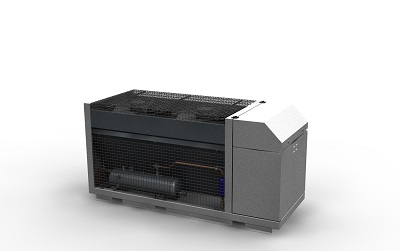 Copeland EazyCool™ Large Outdoor Condensing Units for Food Retail Applications