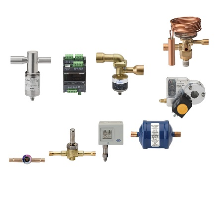 Alco Controls™ Product Ranges for Natural and Low-GWP Refrigerants