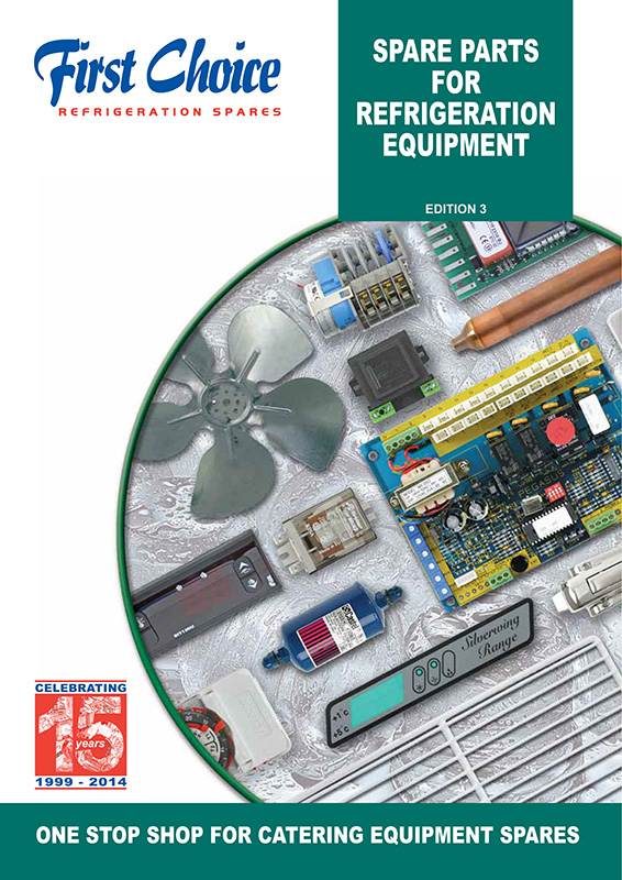 First Choice Refrigeration Catalogue 3rd Edition