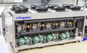 Natural Refrigerant Hydrocarbon Chillers