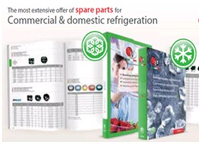 New: Refrigeration Top Sellers and Commercial Refrigeration Catalogue