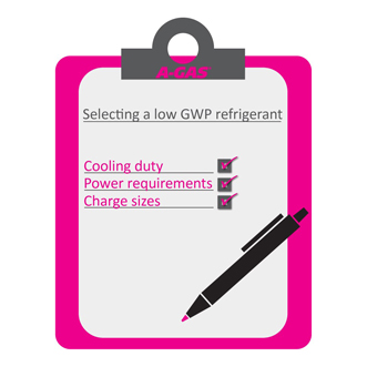 Online form from A-Gas helps make the low GWP switch easy