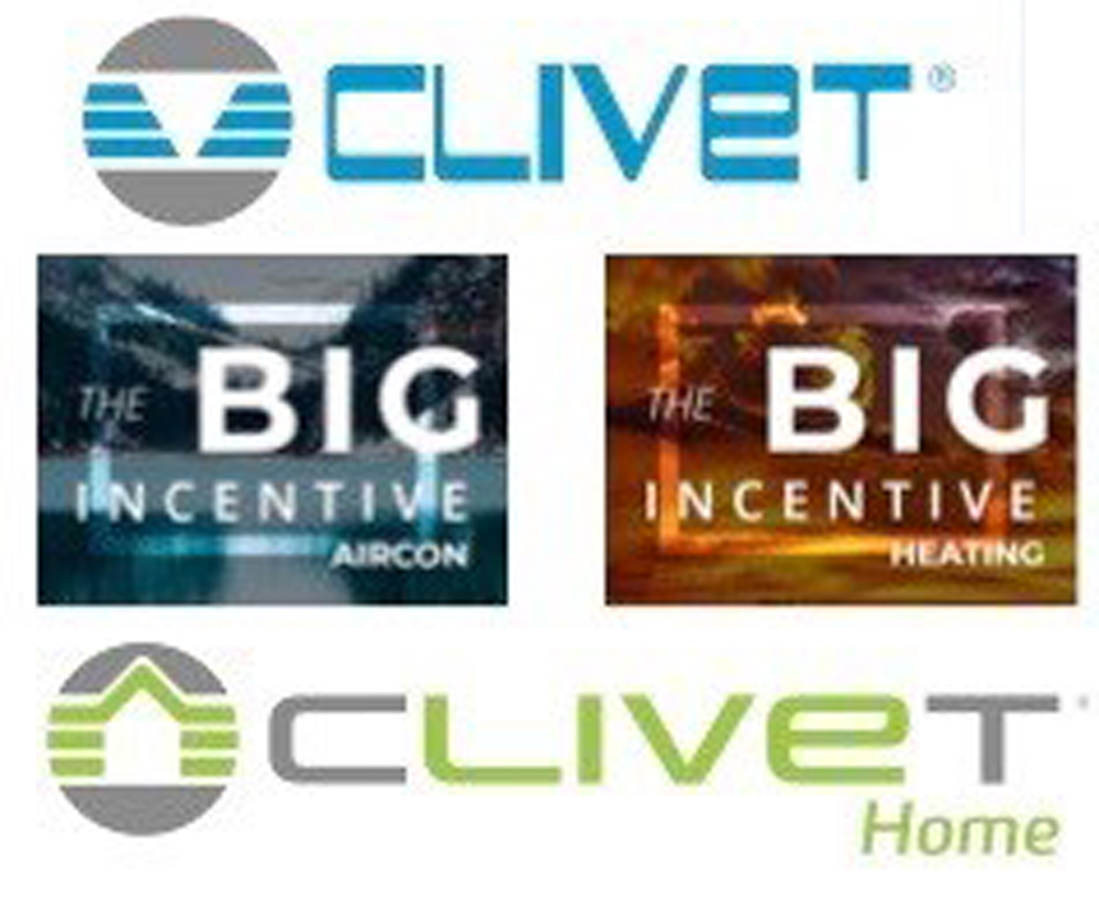 CLIVET SIGN UP TO THE BIG INCENTIVE!