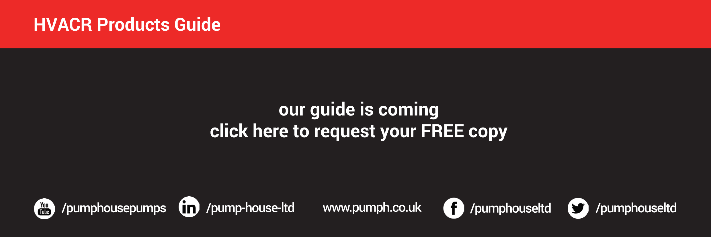 Free Copy of our New Catalogue!