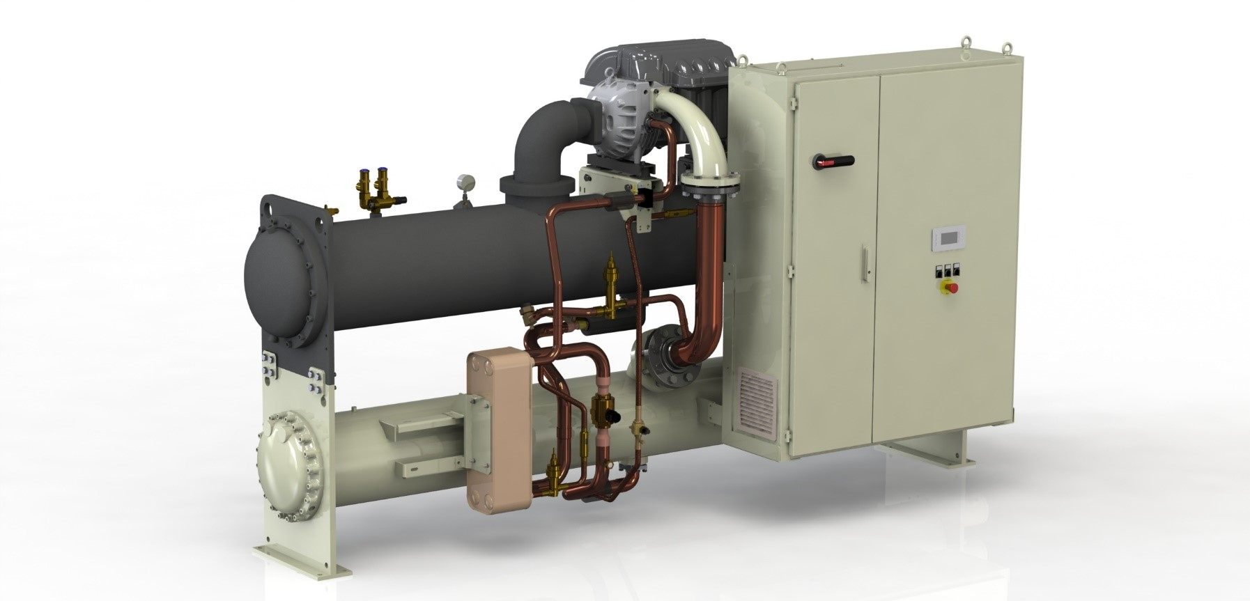 Daikin Applied introduces innovative new oil-free chiller