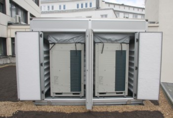 Weger Uk launches high efficient acoustic enclosures