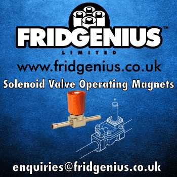 Fridgenius Ltd - New Website Launched!
